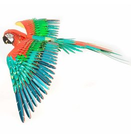Fascinations Parrot 3D Metal Model Kit by Fascinations