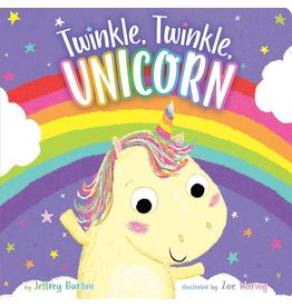 Simon and Schuster Twinkle, Twinkle Unicorn Board Book