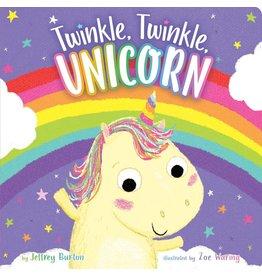 Twinkle, Twinkle Unicorn Board Book