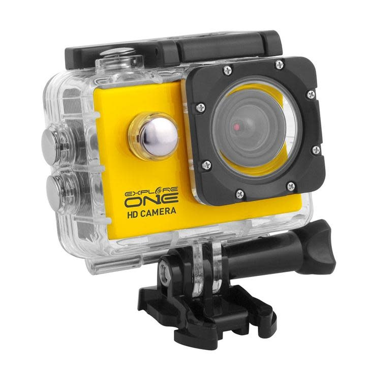 HD Action Camera by ExploreOne