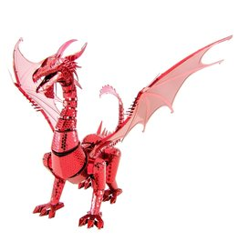 Fascinations Red Dragon 3D Model by Fascinations