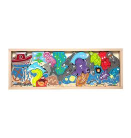 Ocean A-Z Puzzle by BeginAgain