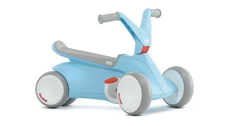 BERG GO2 Pedal Go-Kart - Blue