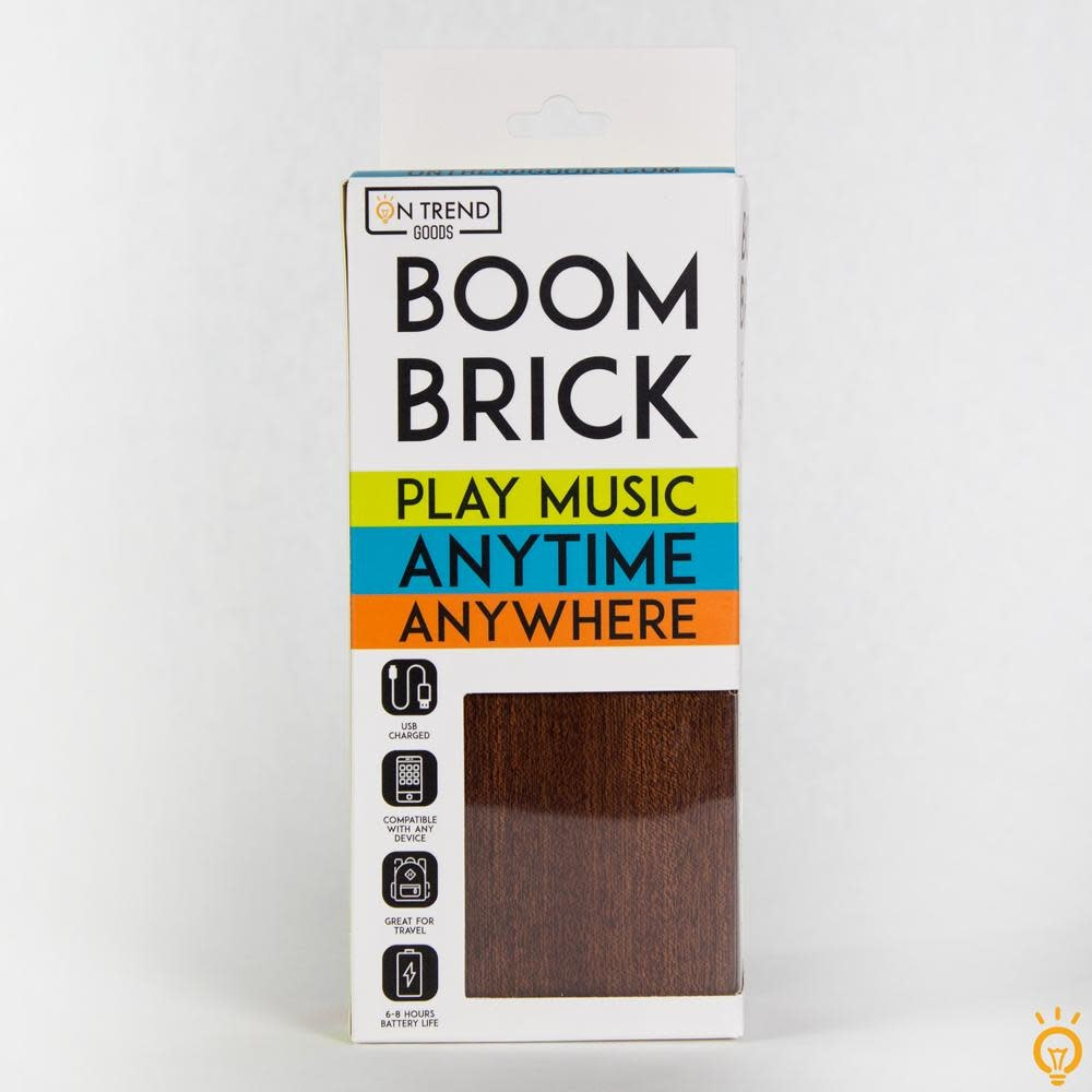 Boom Brick by On Trend Goods