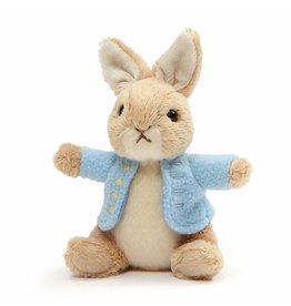 "Peter Rabbit Beanbag 5"" Plush by GUND"