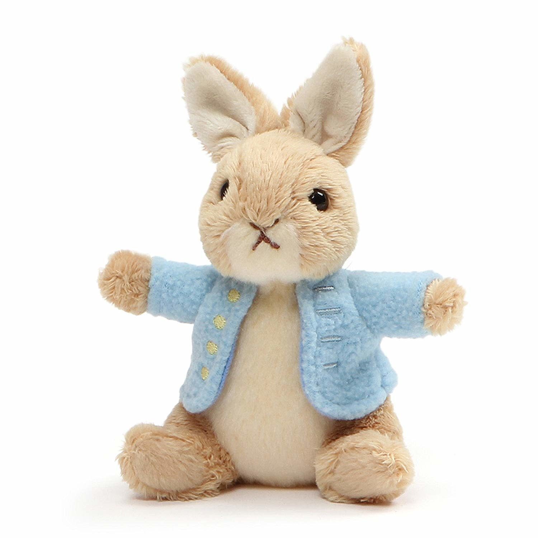 "Peter Rabbit Beanbag 5"" Plush by GUND"
