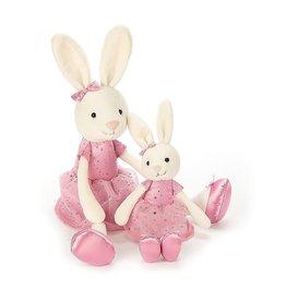 """Bitsy Bunny - 9"""" & 14"""" by Jellycat"""
