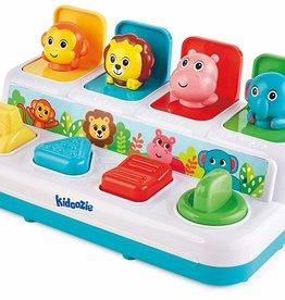 Kidoozie Pop and Play Animal Friends by Kidoozie