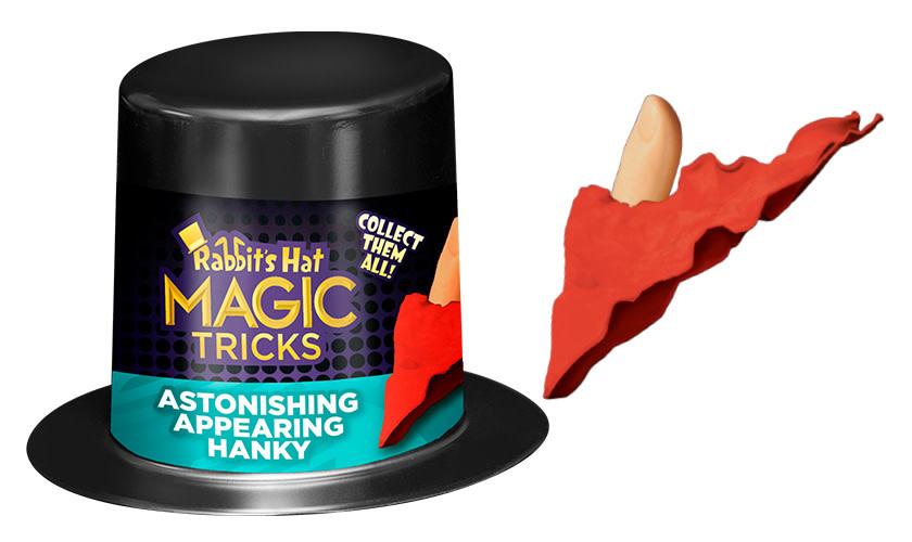 Rabbit's Hat Mini Magic Tricks