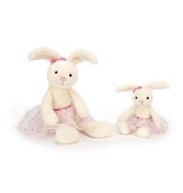 "Belle Ballet Plush Bunny 9"" & 15"""