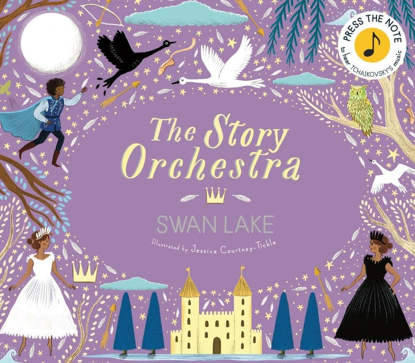 The Story Orchestra: Swan Lake Sound Book