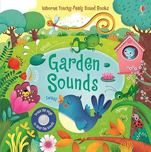 Garden Sounds Board Book