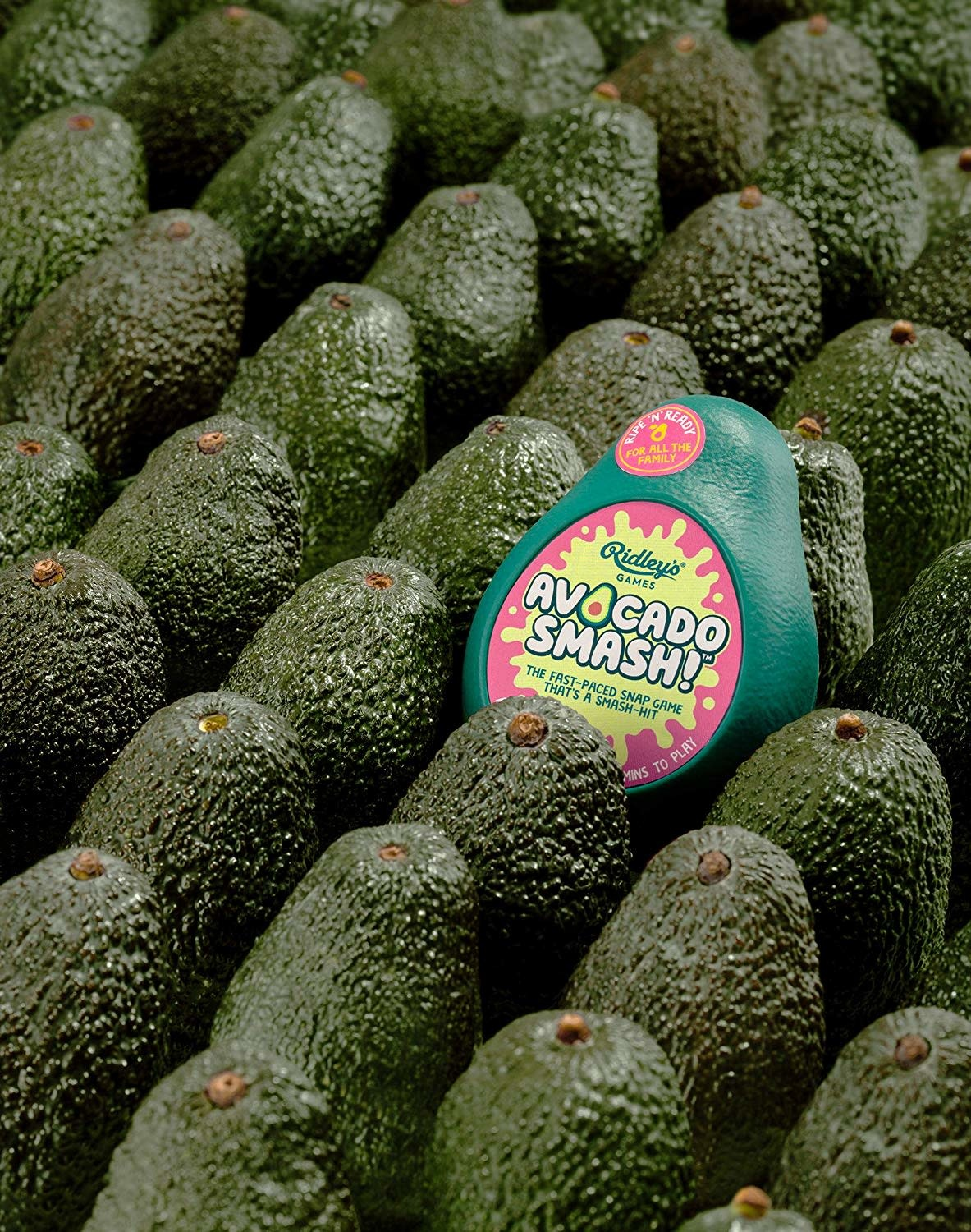 Avocado Smash by Ridley's Games