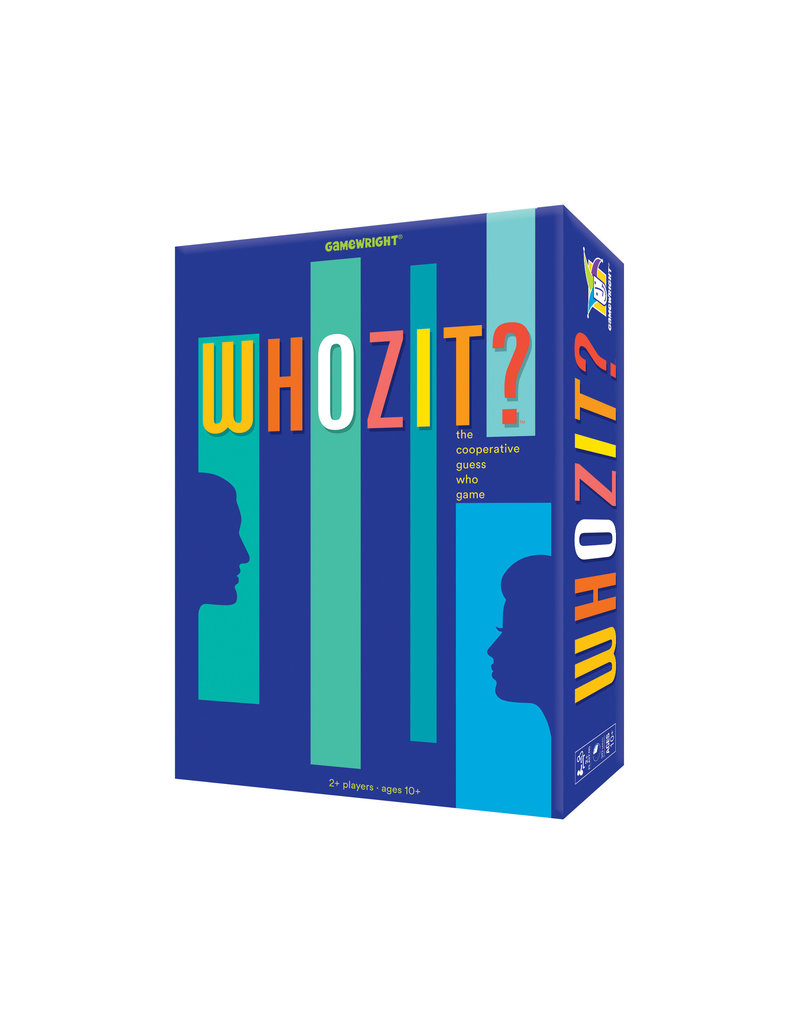 Whozit? by Gamewright