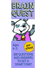 Brain Quest Decks for Young Ages