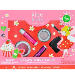 Klee Strawberry Fairy Natural Make Up Set by Klee