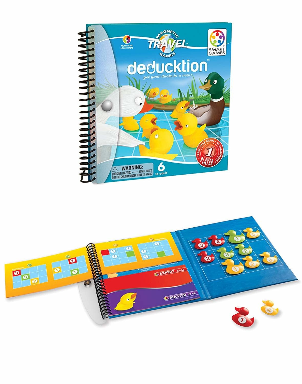 DeDucktion by SmartGames