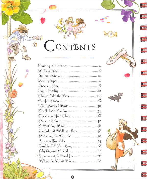 BES The Girl's Book of Adventure