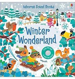 Winter Wonderland Musical Board Book