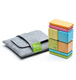 Tegu Magnetic Wooden Block Sets - Tints