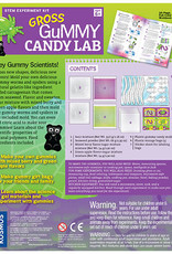 Gross Gummy Candy Lab: Worms and Spiders by Thames & Kosmos