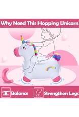 Hopping Unicorn by iPlay, iLearn