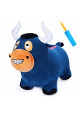 Hopping Bull iPlay, iLearn