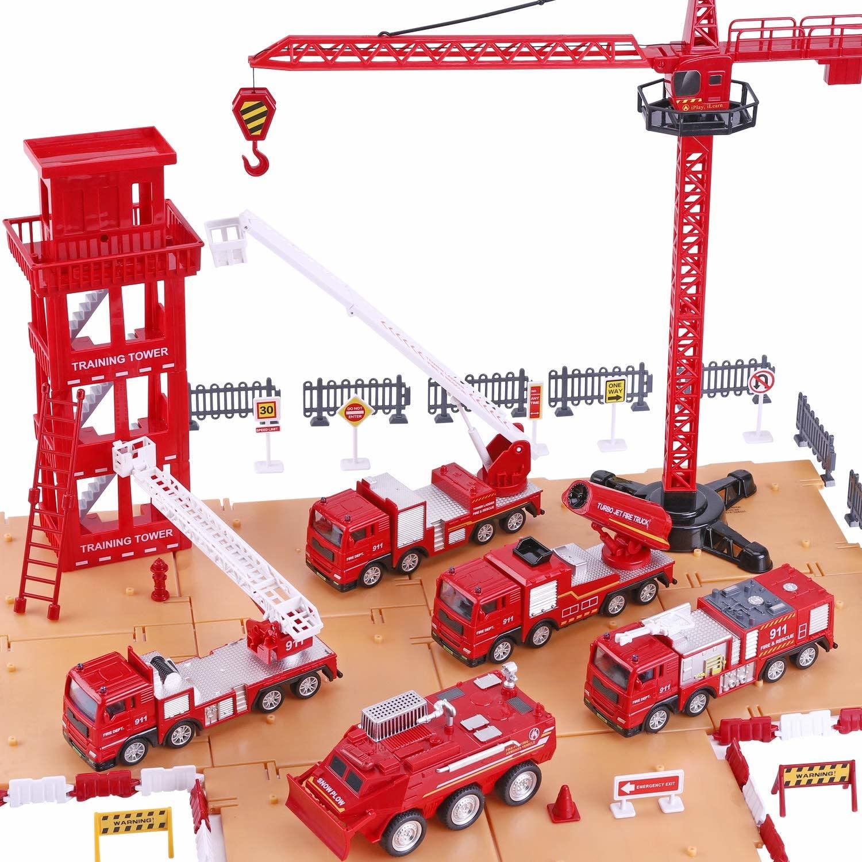 Fire Rescue Set by iPlay, iLearn