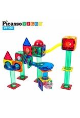 Picasso Tiles Marble Run Track - 70 pcs