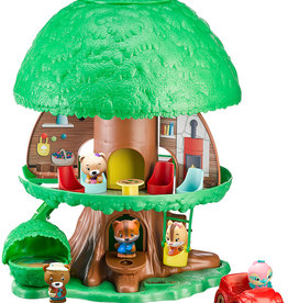 Timber Tots Tree House by Fat Brain Toys
