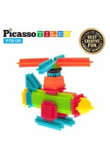 Picasso Tiles Bristle Set - 120-pc