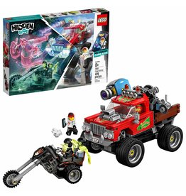 El Fuego's Stunt Truck 70421 by LEGO Hidden Side