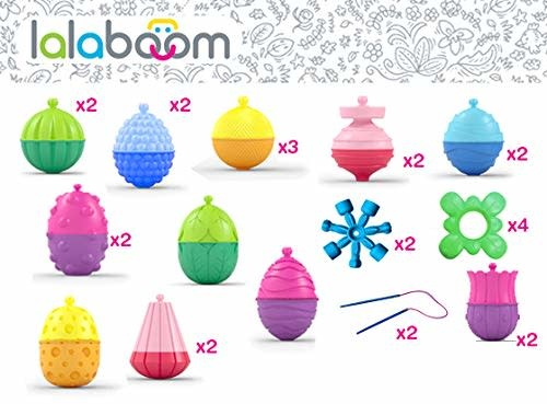 Lalaboom 48-pc Set by Fatbrain Toys