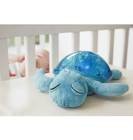 Cloud b Tranquil Turtle in Aqua by Cloud b