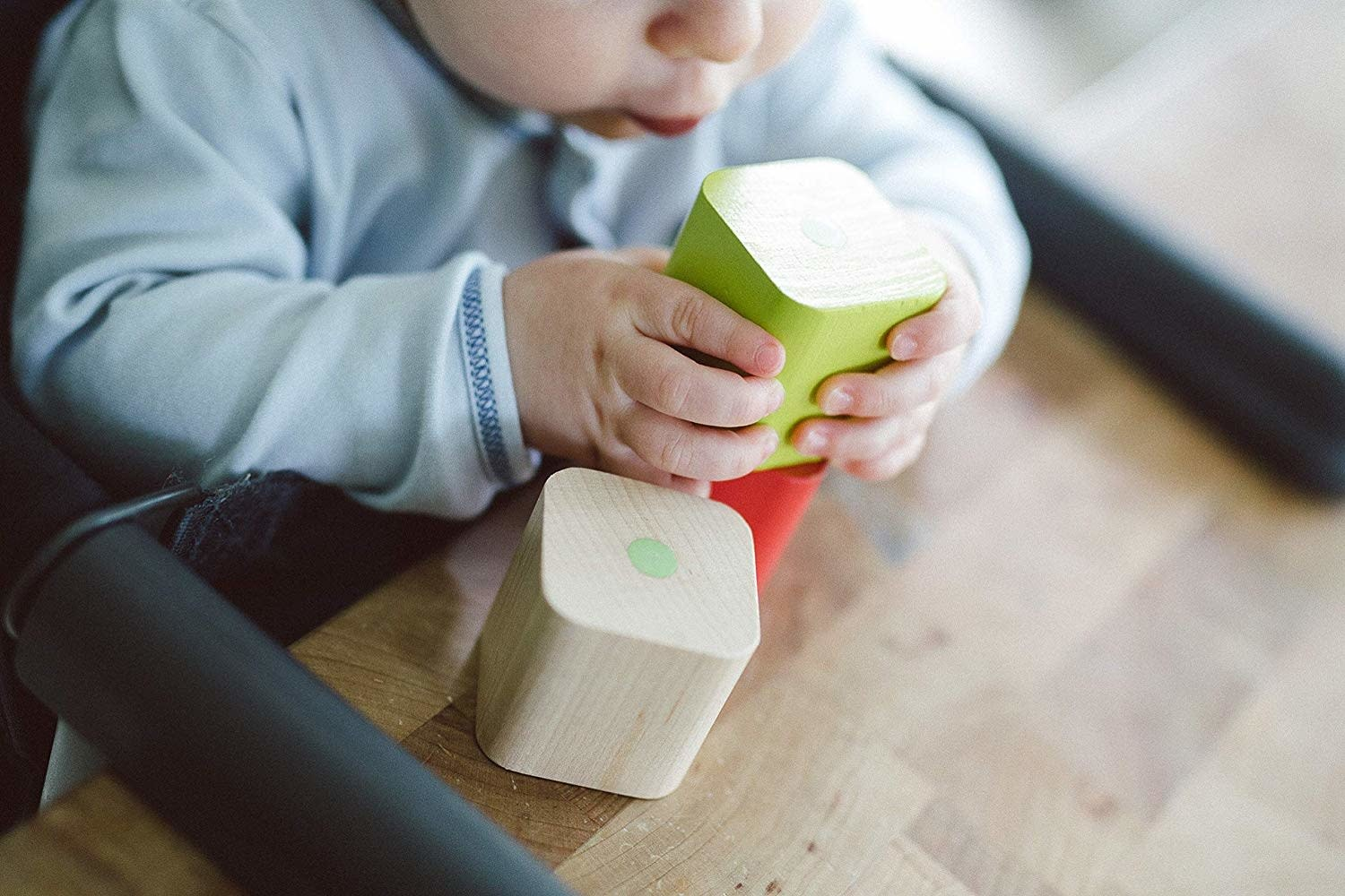 Baby's First Blocks by Tegu