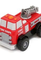 Magnetic Build-A-Truck Rescue Set