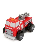 Magnetic Build-A-Truck Rescue Set