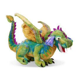 Giant Dragon Plush Animal by Melissa & Doug