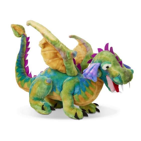 Giant Dragon Plush Animal by Melissa & Doug