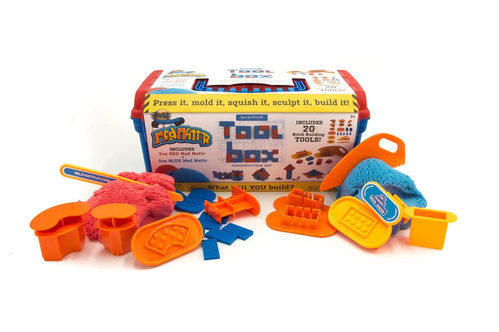 Mad Mattr Quantum Tool Box by Relevant Play