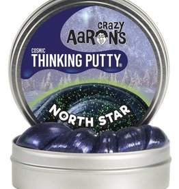 "North Star 4"" Thinking Putty by Crazy Aaron's"