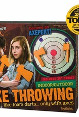 Warrior's Mark Axe Throwing Game by Toysmith