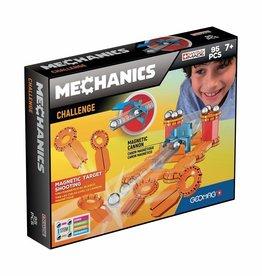 Mechanics Magnetic Target Shooting 95 pcs by Geomag