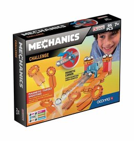 Mechanics Magnetic Target Shooting 95 pcs by Geomag