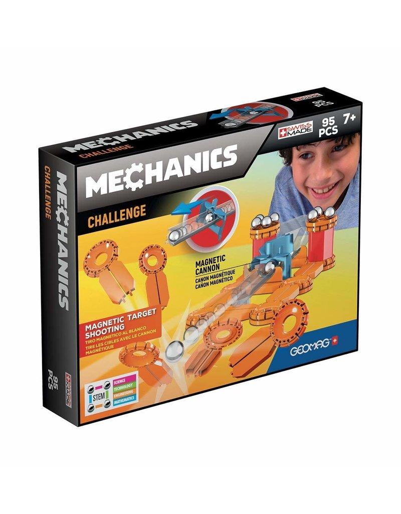 Mechanics Magnetic Target Shooting 95 pcs y Geomag