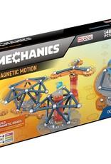 Mechanics Magnetic Motion 146 pcs by Geomag