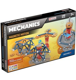 Mechanics Magnetic Motion 146 pcs by Geomag