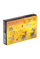 Mechanics Expand the Magnetic System  86 pcs by Geomag