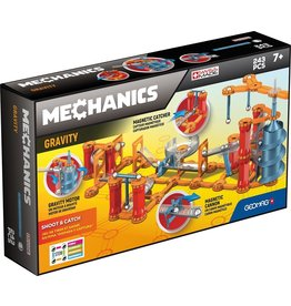 Mechanics Shoot & Catch 243 pcs by Geomag