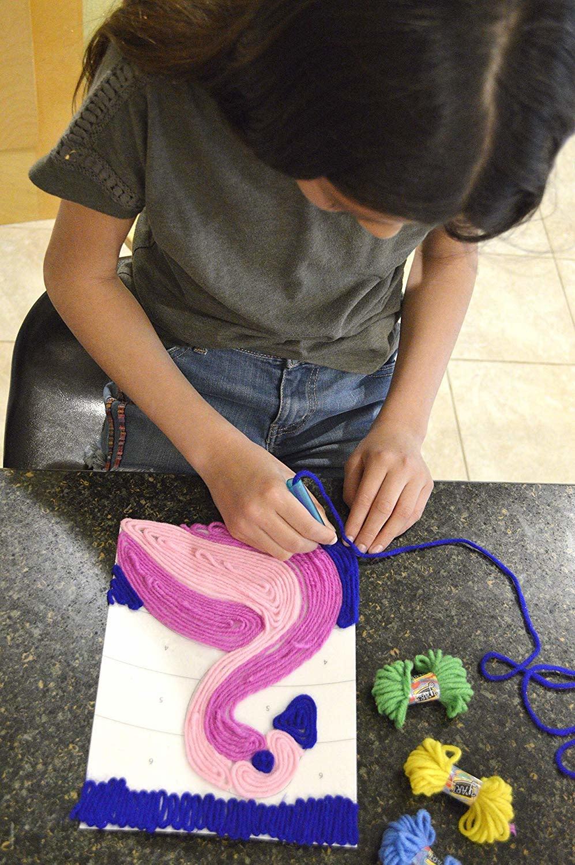 Y'Art Flamingo Craft Kit by Kahootz